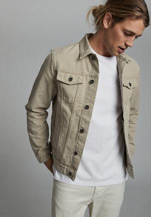 Rodeo jacket  - stone