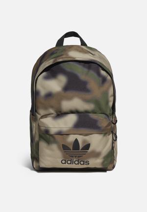 Camo classic backpack - multi
