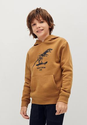 Rex sweatshirt - brown