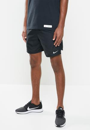 Nike dri-fit challenger short 7bf - black