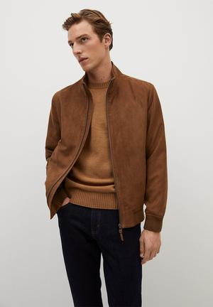Siena jacket / brown