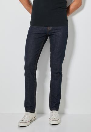 Boston slim jeans - indigo