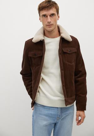 Morys jacket - brown