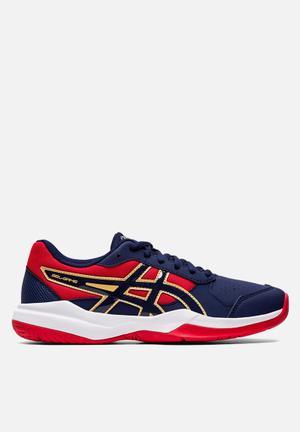 Gel-game 7 gs sneakers - blue & red