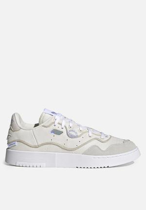 Supercourt style - chalk white/ftwr white/grey one