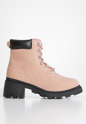 Robyn hiking boot - pink