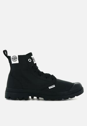 Monochrome hi iii - black