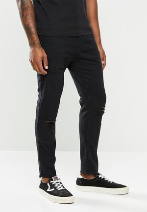Super skinny jean - black