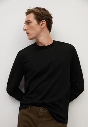 Gareth T-shirt - black