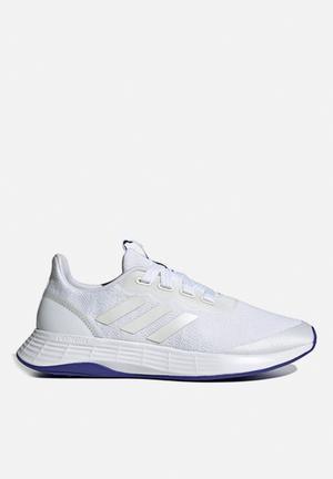 Qt racer sport - ftwr white/ftwr white/semi night flash