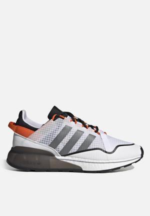 Zx 2k boost pure - ftwr white/grey three/orange