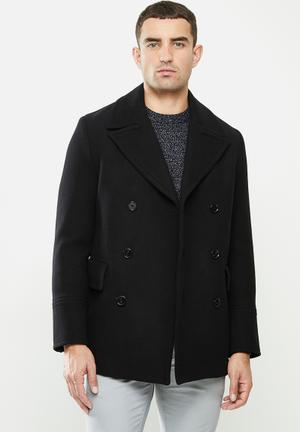 Tinof coat - black