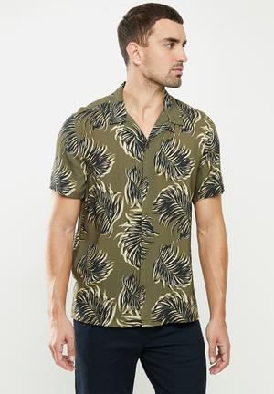Tole shirt - khaki