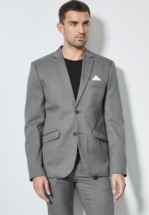 Soho slim fit blazer - light grey