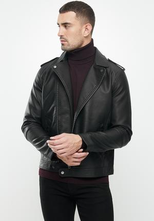 Coneyblack jacket - black