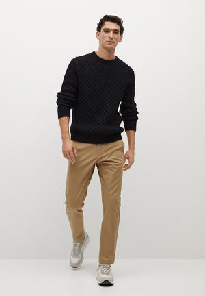 Trousers prato - beige
