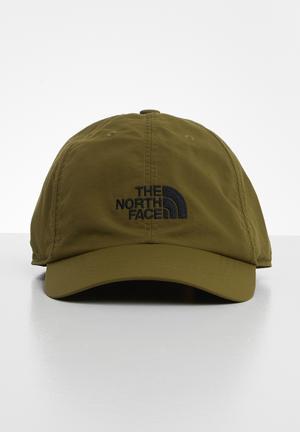 Horizon hat - green