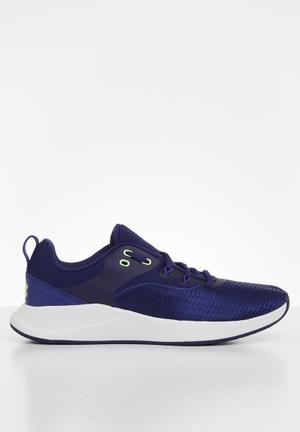 UA w charged breathe tr 3 - regal/white/summer lime