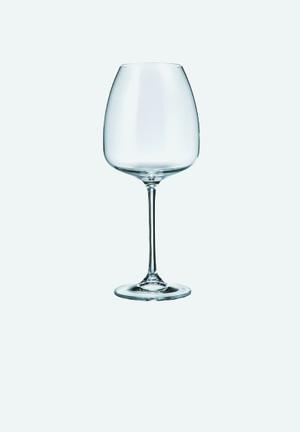 Classique red wine glass -set of 4