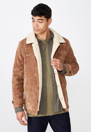 Ranch jacket - rust