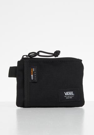 Vans pouch wallet - black