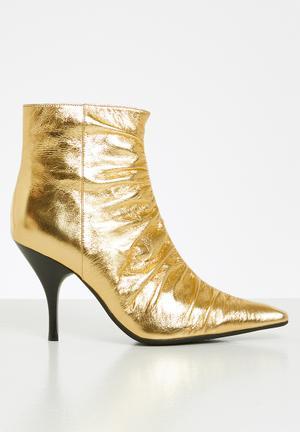 Scrunchy - gold