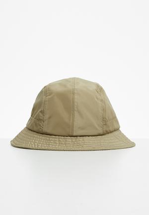 Rege bucket hat - khaki