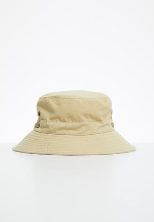 Bush hat - cream