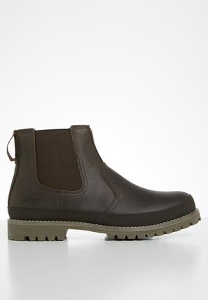 Jack boot - brown