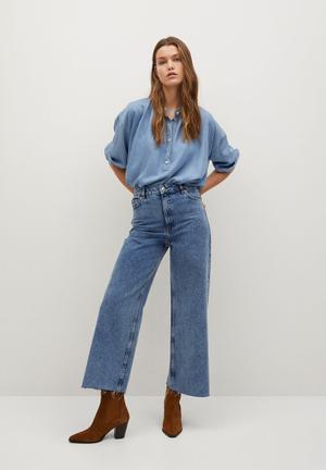 Jeans caroline - blue