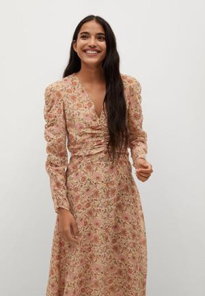 Dress flo - multi