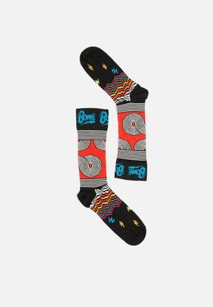 Tokyo pop socks - multi