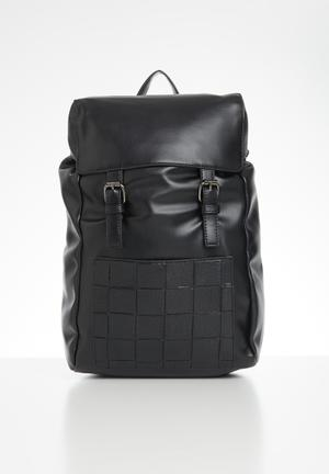 Oliver backpack - black