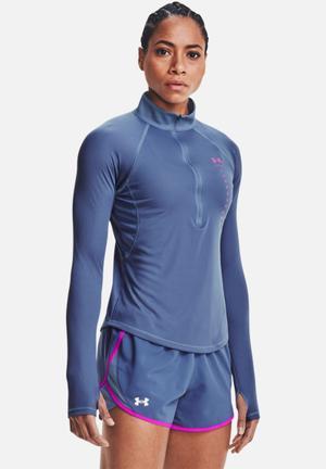 Speed stride attitude hz - mineral blue/pink