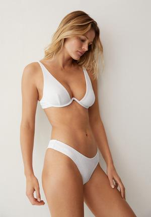 Bikini bottom antillas - white