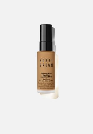 Skin Long-Wear Weightless Foundation SPF15 Mini - Honey