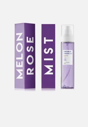 Rose Melon Hydrating Mist - Niacinamide + Rose Water + Watermelon
