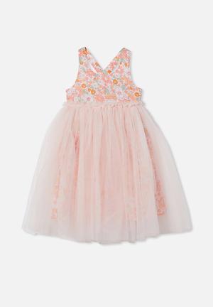 Izzy dress up dress - pink