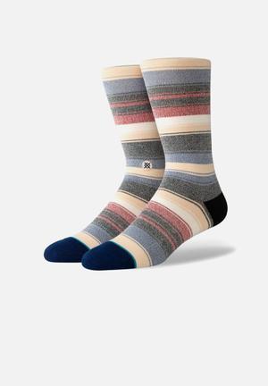 Roman socks - multi