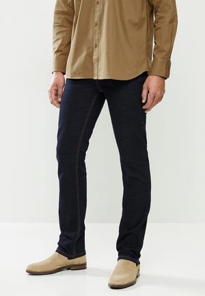 Pirro fsh straight leg jeans - indigo
