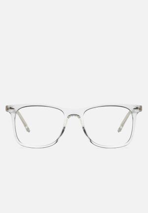 Chicago blue light glasses - clear