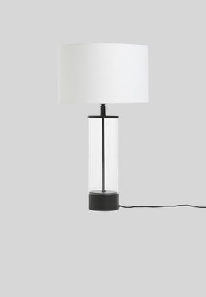 Martha table lamp - black