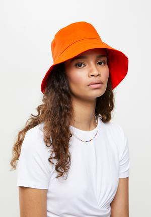 Nara bucket hat - orange