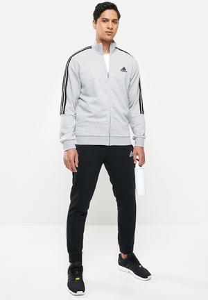 Ft tt Tracksuit - grey & black
