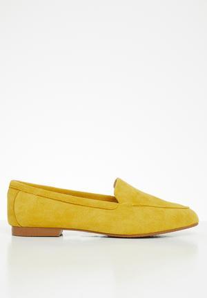 Koko comfort loafer - yellow