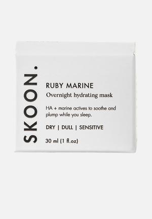 RUBY MARINE Overnight Hydrating Mask - 30ml