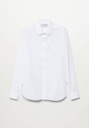 Shirt play - white