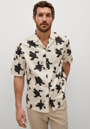 Shirt flor  - white