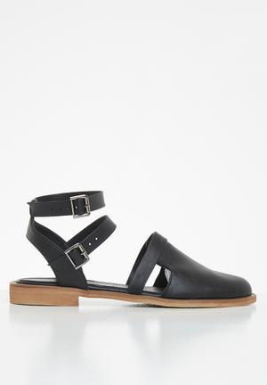 Jessie loafer - black