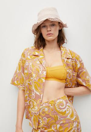 Shirt espuma - yellow